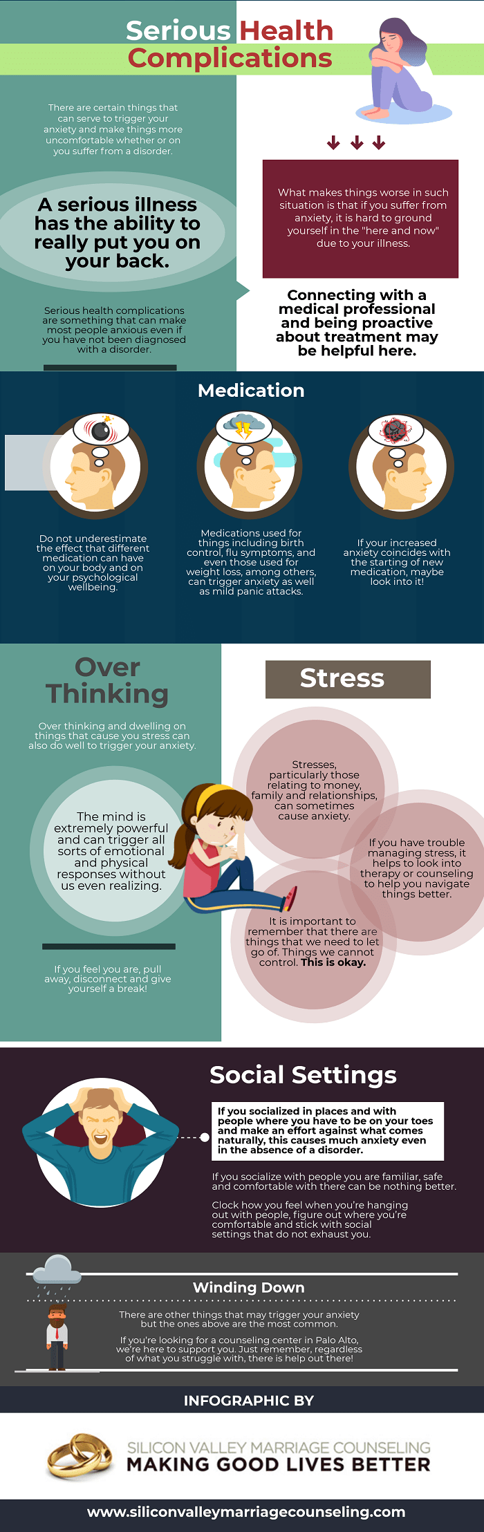 Anxiety Triggers What Is Making Me More Anxious? - Silicon ...