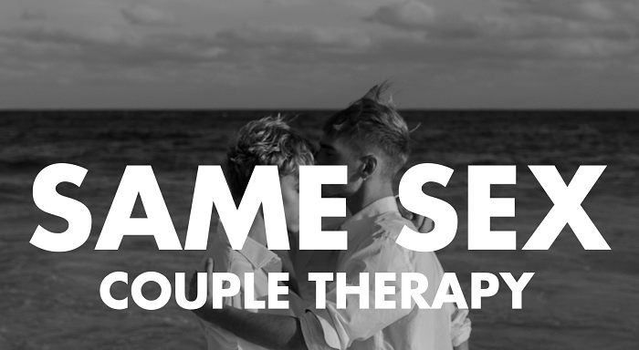 Same Sex Therapy And When It Should Be Considered