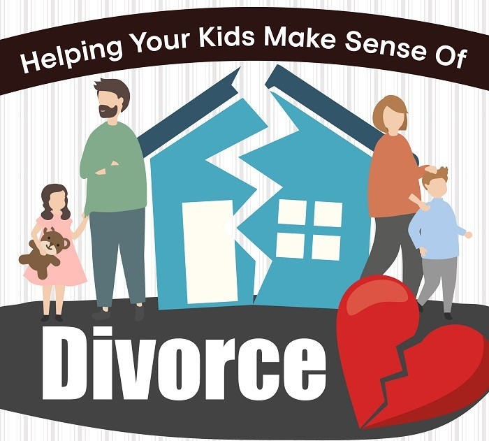 Helping Your Kids Make Sense Of Divorce ft