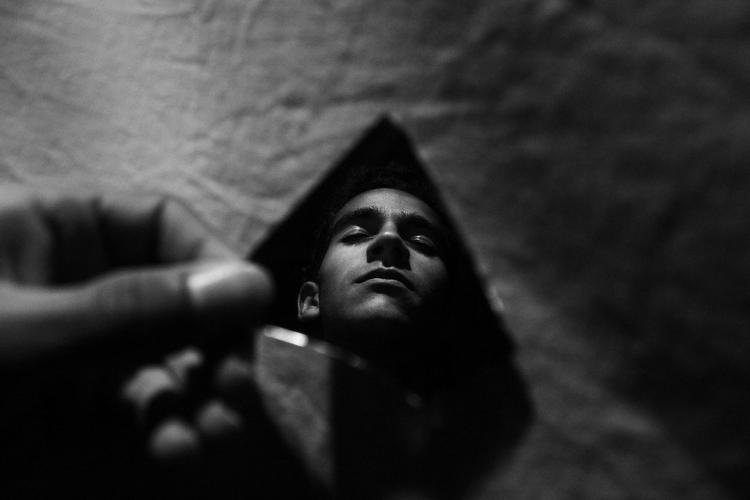 mirror man darkness