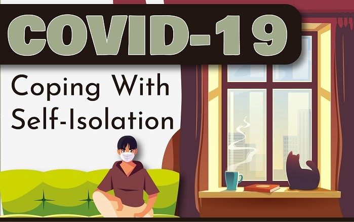 covid19-coping with self-isolation ft