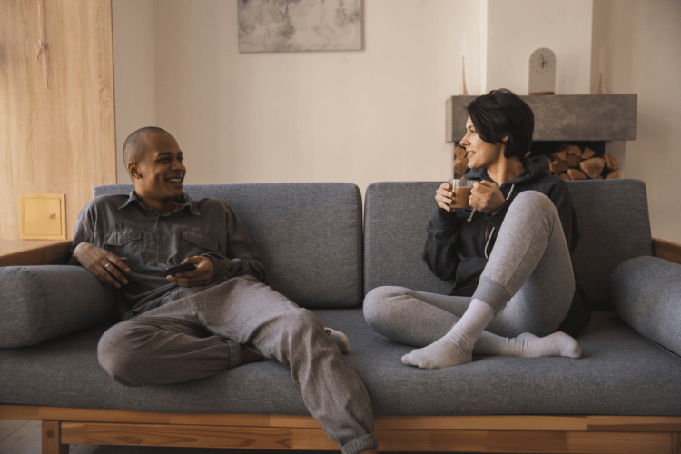The Importance of Open Communication When At-Home Together