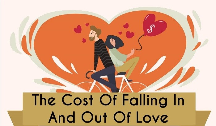 The Cost Of Falling In and Out Of Love ft