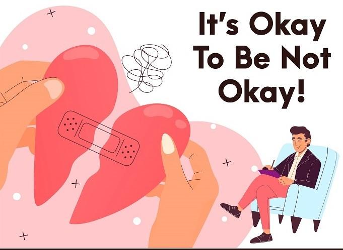 It's Okay To Be Not Okay ft