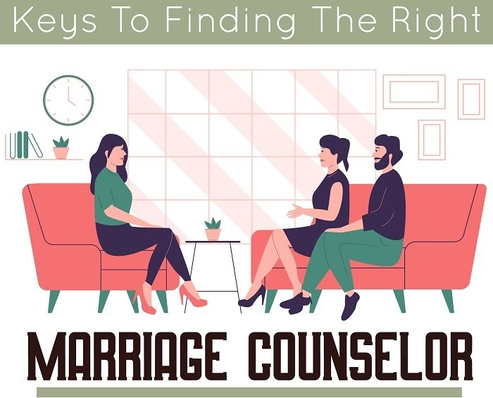 Keys To Finding The Right Marriage Counselor ft