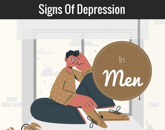 Signs Of Depression In Men ft